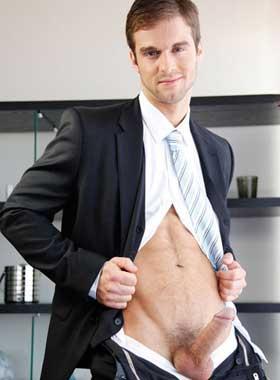 Gay Pornstar Gabriel Lenfant